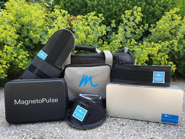 Magnetfeldtherapie Transporttasche für medizinische Geräte