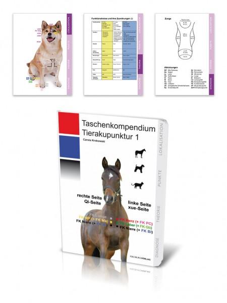 Taschenkompendium Tierakupunktur 1