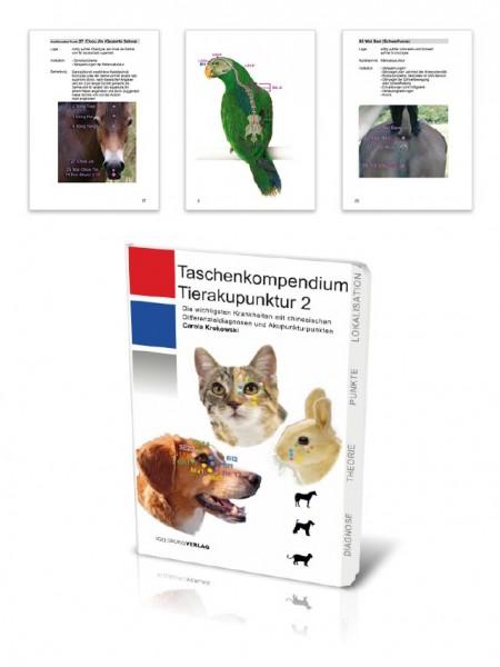 Taschenkompendium Tierakupunktur 2