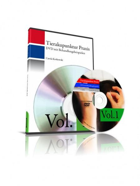 Tierakupunktur Praxis Vol. 1
