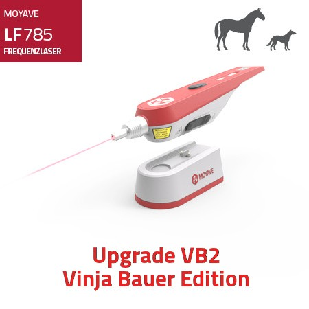 Moyave Lasertherapie – Laser Frequenzupgrade VB 2