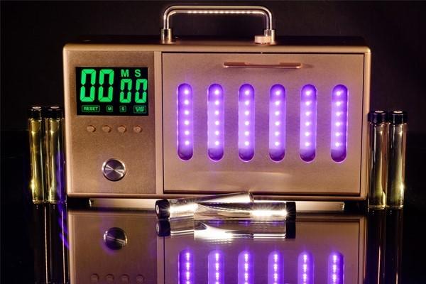 Das HALO MAX bietet eine 12,5x größere Leistung als das HALO Ultra Blue