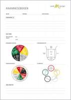 Anamnesebogen-Block TCM