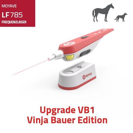 Lasertherapie Moyave – Laser Frequenzupgrade VB 1