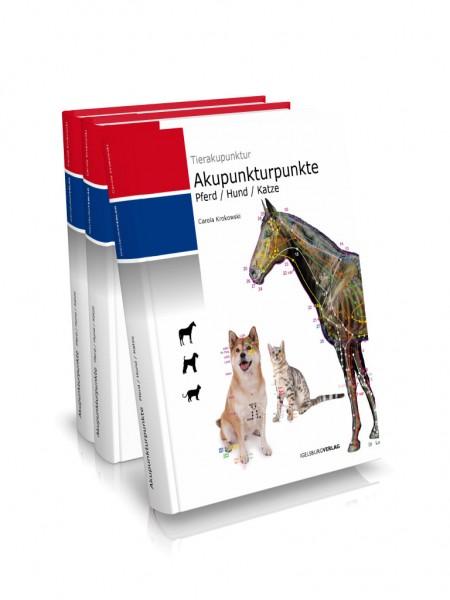 Akupunkturpunkte Pferd/Hund/Katze